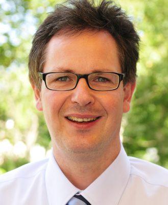 Schulleiter Martin Ufer